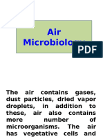 Air Microbiology 2nd Yr