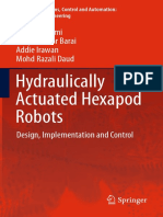 (Intelligent Systems, Control and Automation_ Science and Engineering 66) Kenzo Nonami, Ranjit Kumar Barai, Addie Irawan, Mohd Razali Daud (Auth.)-Hydraulically Actuated Hexapod Robots_ Design, Implem