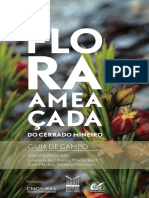 Flora Ameacada Cerrado Mineiro-guia de Campo