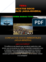 problemas socio ambientales