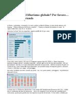 Xi Apostolo Del Liberismo Globale