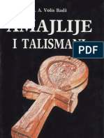 E. A. Wallis Budge - Amajlije i Talismani