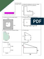 schwak composite area practice 8 problems