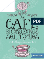 El Cafe de Los Corazones Solitarios - Milly Johnson