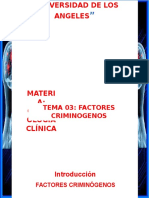 Criminología Clinica