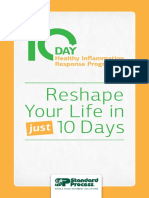 10 Day Healthy Inflammation Patient Guide