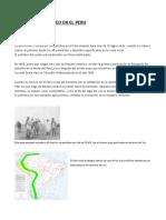 Analisis Del Petroleo en Peru