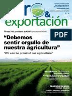 Revista Agro & Exportación N° 39