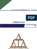Instructivo de Mecanismo de Control y Seguimiento Para La Supervision Urge Jurídico