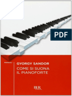 Gyorgy Sandor - Come Si Suona Il Pianoforte - BUR RIZZOLI 2005b