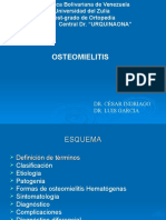 Osteomielitis Mj
