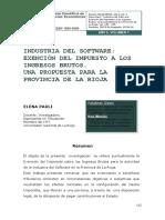 Industria Del Software La Rioja
