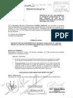 Proyecto de Ley 921/2016-CR