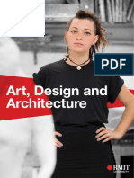 Art, Design and Architecture