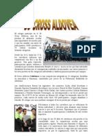 Reseña cross Aldovea Colegio Pinosierra