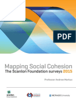 Mapping Social Cohesion National Report 2015