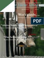 Die Erste Eslarner Zeitung, 7. Jahrgang, Ausgabe 02.2010