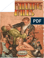 Thrilling Tales Rpg