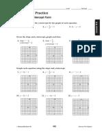 hw page 1 skills practice