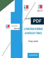 La Publicidad de Bebidas Alcoholicas y Tabaco Vol. I