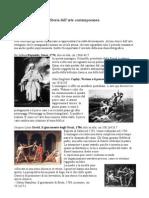 Storia Dell'Arte Contemporanea 1800