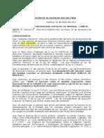 Resolución de Alcaldía Nº Auxiliar Coactvo