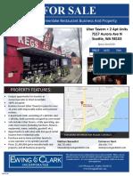 Über Tavern + Duplex—7517 Aurora Ave N.