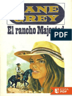 El Rancho Majestad - Zane Grey (5)