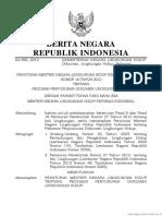 Peraturan Menteri Negara Lingkungan Hidup No. 16 Tahun 2012__