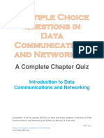 Introduction to Datacom and Networking