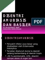 DISENTRI AMUBIASIS