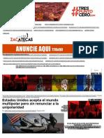 Estados Unidos Acepta El Mundo Multipolar Pero Sin Renunciar a La Unipolaridad _ Zacatecas 3