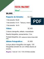 LISTAS DE PRECIOS 2014-1.docx