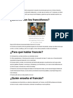 Franconfonia Español