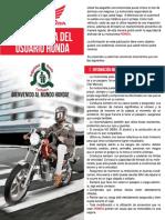 Cuidados Básicos Motos Honda