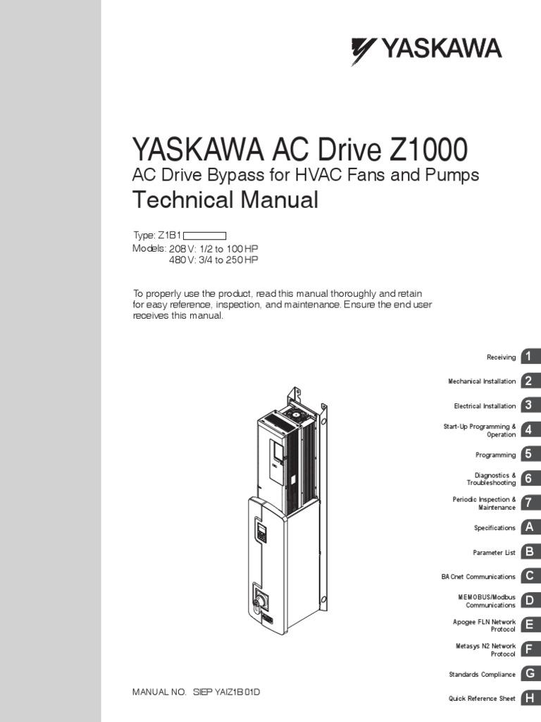 on magnetic contactor wiring diagram 3ph yaskawa