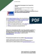 2035 Aeronautical Technologies for the 21th - Avionics & Controls