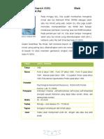 Modul Psikodiagnostik SDS