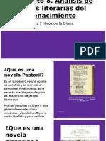 Los Sietes Libros de La Diana