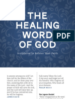 The Healing Word of God
