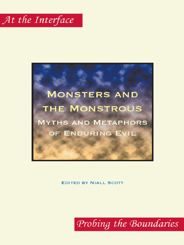 Niall scott monsters and the monstrous myths and metaphors of niall scott monsters and the monstrous myths and metaphors of enduring evilpdf anarchism the times fandeluxe Choice Image