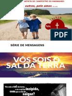 Sermão - A Igreja Que é Sal