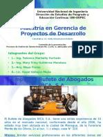 Presentación Curso de Dirección y Desarrollo de Talento Humano.