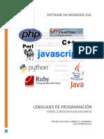 Lenguajes de Programación
