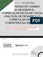 Estrategias Para Mejorar Curriculum Competencias