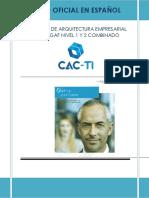 CACTI ArquitecturaEmpresarial TOGAFEspañol