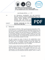 Joint Circular No. 1 (Dbm-Deped-dilg)