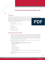 Protein Extraction From Tissues and Cultured Cells Protocol
