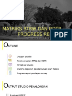 Minggu 2 Matriks Dan Progress Report