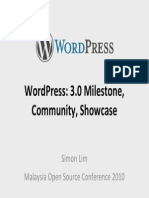 mosc2010-wordpressmilestonecommunityshowcase-100701043347-phpapp01